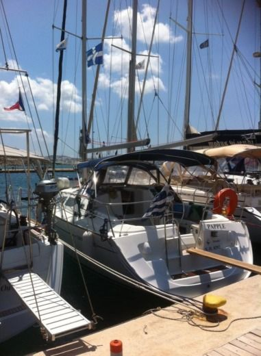 Sun Odyssey SOD 35 in Athènes for hire