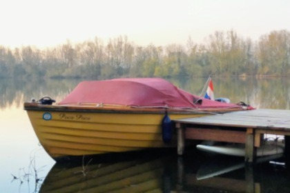 Hire Motorboat MKV With 400 Spijk