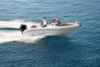 Miete Motorboot RANIERI SHADOW 22 Verbania