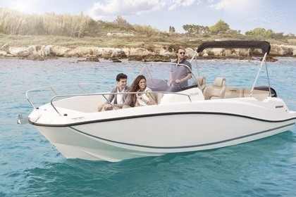 Rental Motorboat Quicksilver Activ 675 Open Talmont-Saint-Hilaire