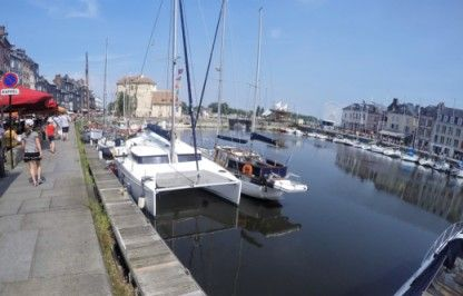Location Catamaran Fountaine Pajot Mahe 36 Cherbourg-en-Cotentin