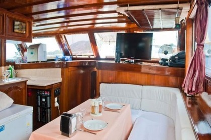 Hire Sailing yacht Gulet Ketch - Luxe Marmaris