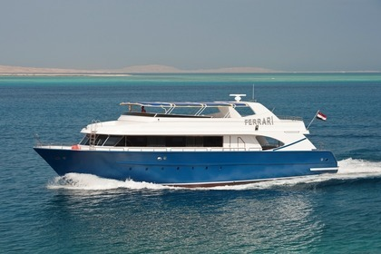 Rental Motorboat cruiser 2014 Hurghada
