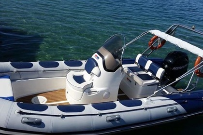 Verhuur RIB VALIANT 575 Parikia