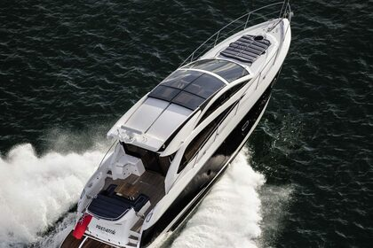 Rental Motorboat SUNSEEKER MANHATTAN 53' Victoria