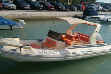 Charter RIB Solemar 22 The Show Medulin