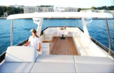 Su Prestige Yacht Custom Built in İstanbul for hire