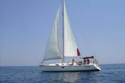 Rental Sailboat DUFOUR GibSea 43 Catania