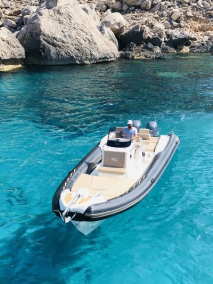 Location Semi-rigide Nuova Jolly N30 Prince Port de Sóller