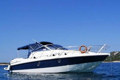 Rental Motorboat Cranchi Zaffiro 32 Portisco