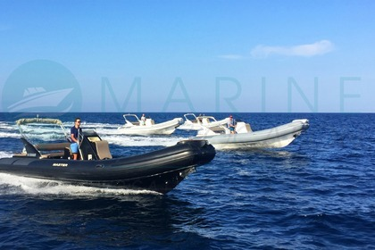 Location Semi-rigide MASTER 750 Porto-Vecchio