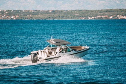 Rental Motorboat Axopar Axopar 24 T-Top Zadar
