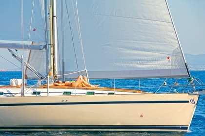 Charter Sailboat Ocean Star 52 Naxos