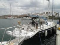 Sailboat Ocean Star 51.2 for hire