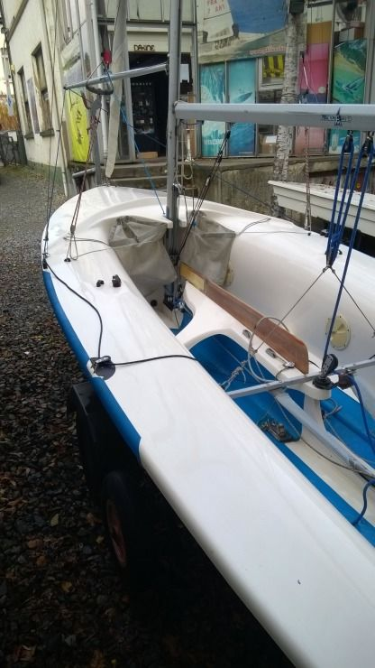 Rental Sailboat Nautivela 420 Saint-Valery-sur-Somme