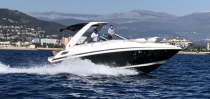 Charter Motorboat Regal 28 Express Cannes