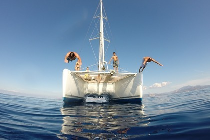 Location Catamaran LAGOON 400 Figari