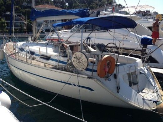 BAVARIA 38 Exclusive in Bodrum zu vermieten