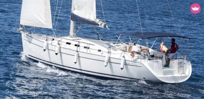 Verhuur Zeilboot Beneteau Cyclades 50.5 White Sea Costa Adeje