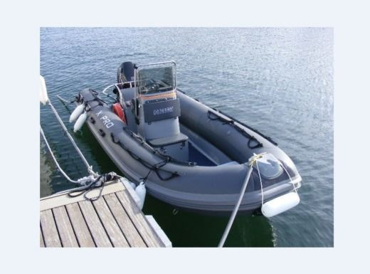 RIB 3D TENDER XPRO  535 peer-to-peer