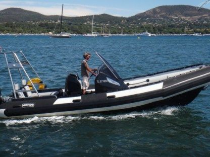 Location Semi-rigide Sillinger 765 Rib Um Grimaud