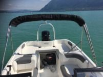 Rental Motorboat Bayliner Element Xl Annecy