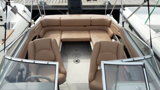 Motorboat FOUR WINNS 205 for hire