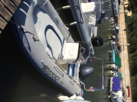 Gommone Zodiac MEDLINE II C tra privati