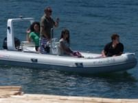 Motorboat Ch. Boats Rib480 for hire