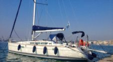 Rental sailboat in Sporades