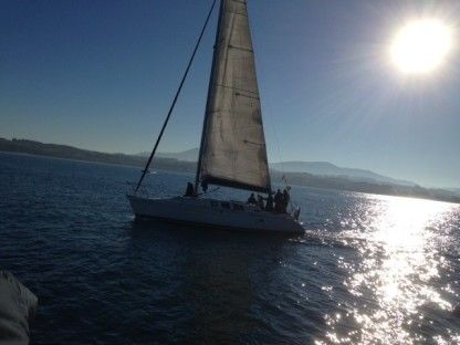 Location Voilier Beneteau First 35S5 Hendaye