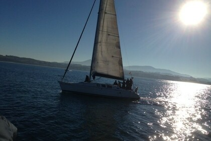 Hire Sailboat Bavaria 35 match Hendaye