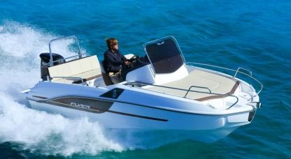 Rental Motorboat Beneteau Flyer 5,5 Sundeck Split