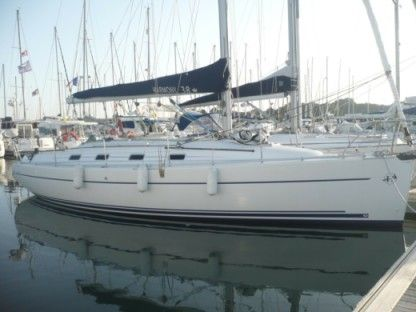 Charter Sailboat Poncy Yacht Harmony 38 Marseille