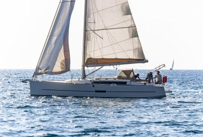 Miete Segelboot Dufour 350 Grand Large Bandol