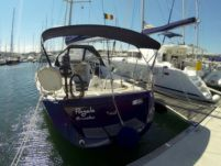 Sailboat Grand Soleil 45 for hire