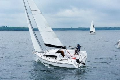 Rental Sailboat  Maxus 26 Prestige + Wilkasy