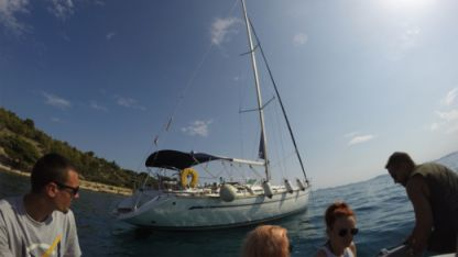 Charter Sailboat Bavaria 44 Cruiser Tisno