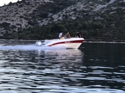 Rental Motorboat Marinello Eden 20 Okrug Gornji