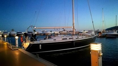 Rental Sailboat Hanse 411 Ibiza