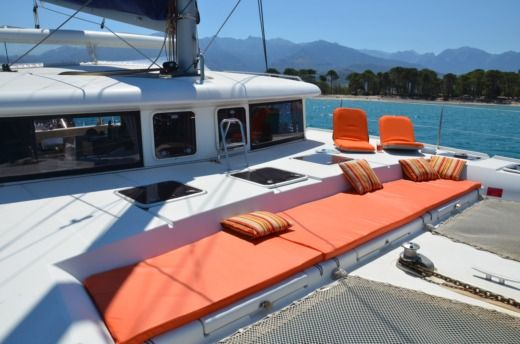 LAGOON 420 in Grimaud for hire