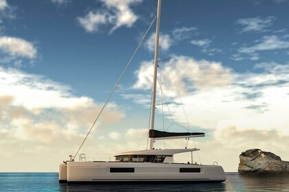 Location Catamaran LAGOON 40 Victoria