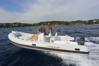 Location Semi-rigide CAPELLI Tempest 625 Ajaccio