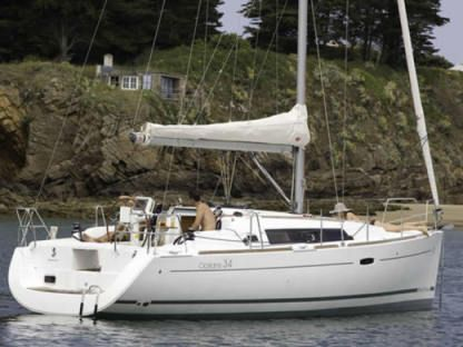 Rental Sailboat Beneteau Oceanis 34 Marmaris