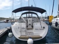 Sailboat Elan 344 Impression