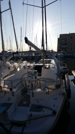 Barca a vela HUNTER 380 tra privati