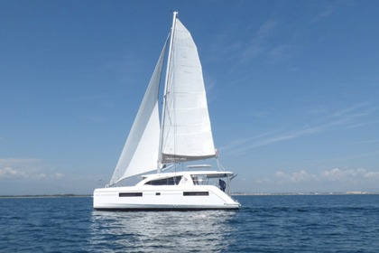 Location Catamaran Leopard 40 Canet-en-Roussillon