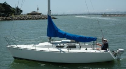 Rental Sailboat Pacific Boat 9 San Francisco