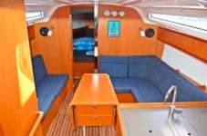 Sailboat Bavaria 37 Cruiser New for hire