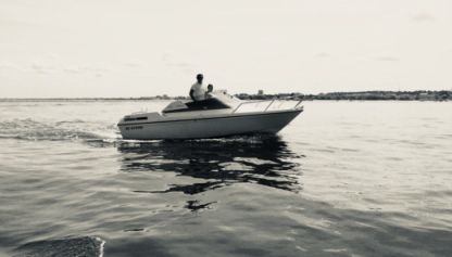 Rental Motorboat Guy Couach 610 Arcachon